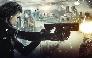 Resident Evil The Final Chapter Widescreen