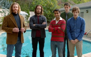 Silicon Valley Background