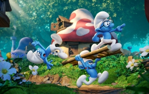 Smurfs The Lost Village Wallpapers