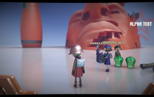 The Tomorrow Children Background