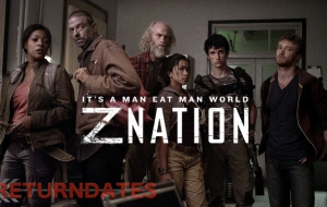 Z Nation High Definition Wallpapers