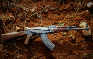 AK 47 Rifle High Definition Wallpapers