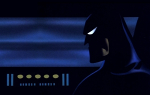 Batman Cartoon HD Background