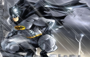 Batman Cartoon HD Desktop