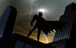 Batman Cartoon Photos