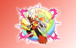 Blaziken Computer Wallpaper