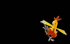 Blaziken For Desktop