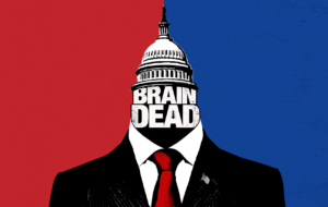 BrainDead TV Series High Quality Wallpapers