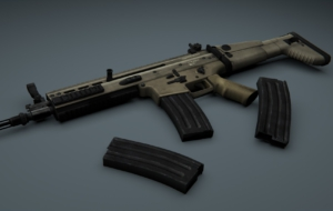CM901 Rifle Wallpapers