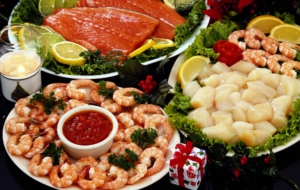 Chinese Seafood Wallpapers HD