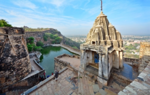 Chittorgarh Fort Widescreen