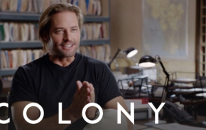 Colony TV Series Background