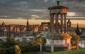 Edinburgh Widescreen