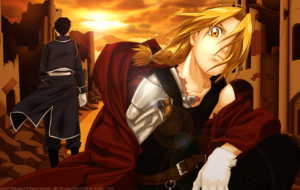 Edward Elric HD