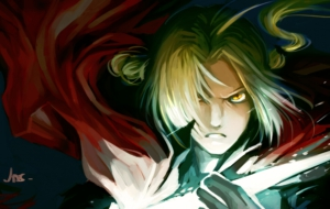 Edward Elric HD Desktop