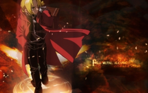 Edward Elric High Quality Wallpapers