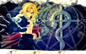 Edward Elric Widescreen