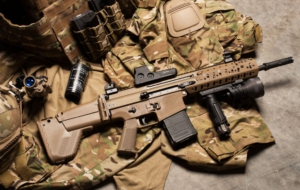 FN SCAR Rifle Wallpapers