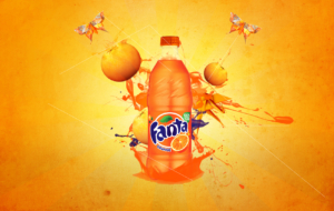Fanta Wallpaper