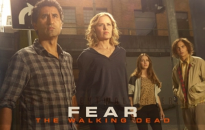 Fear The Walking Dead High Definition Wallpapers
