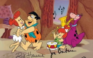 Fred Flintstone Background