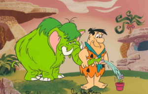 Fred Flintstone HD Desktop