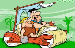Fred Flintstone High Definition