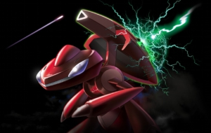 Genesect Wallpaper