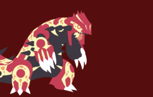 Groudon Widescreen