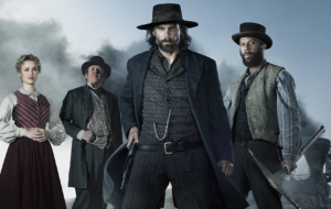 Hell On Wheels TV Series Computer Wallpaper