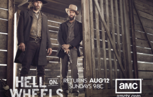 Hell On Wheels TV Series High Definition Wallpapers