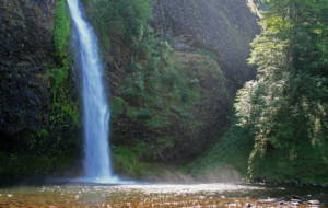Horsetail Falls Pictures