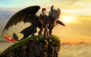 How To Train Your Dragon HD Desktop
