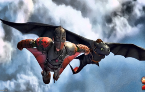 How To Train A Dragon 2 Background