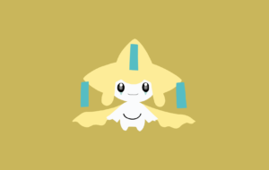 Jirachi Widescreen
