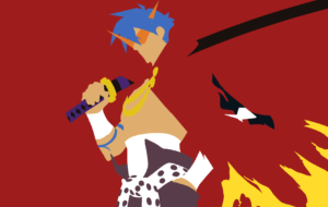 Kamina HD Wallpaper