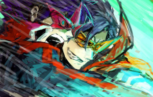 Kamina For Desktop