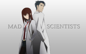 Kurisu Makise HD Wallpaper