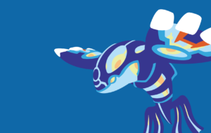 Kyogre Wallpapers