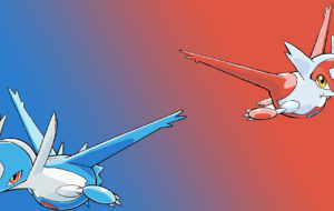 Latias Computer Wallpaper