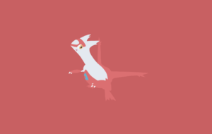 Latias HD Background