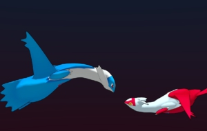 Latias For Desktop
