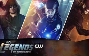 Legends Of Tomorrow Computer Wallpaper