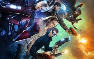 Legends Of Tomorrow High Definition Wallpapers
