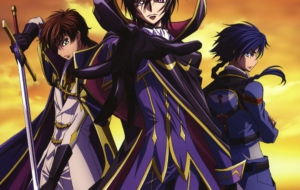 Lelouch Lamperouge High Quality Wallpapers