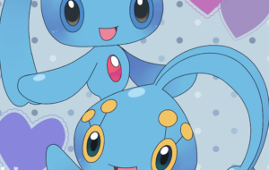 Manaphy Widescreen