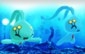 Manaphy Full HD