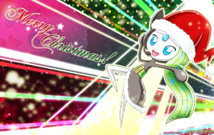 Meloetta Widescreen