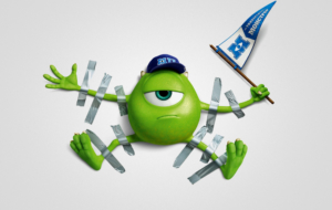 Monsters Inc HD Wallpaper