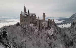 Neuschwanstein Castle Widescreen